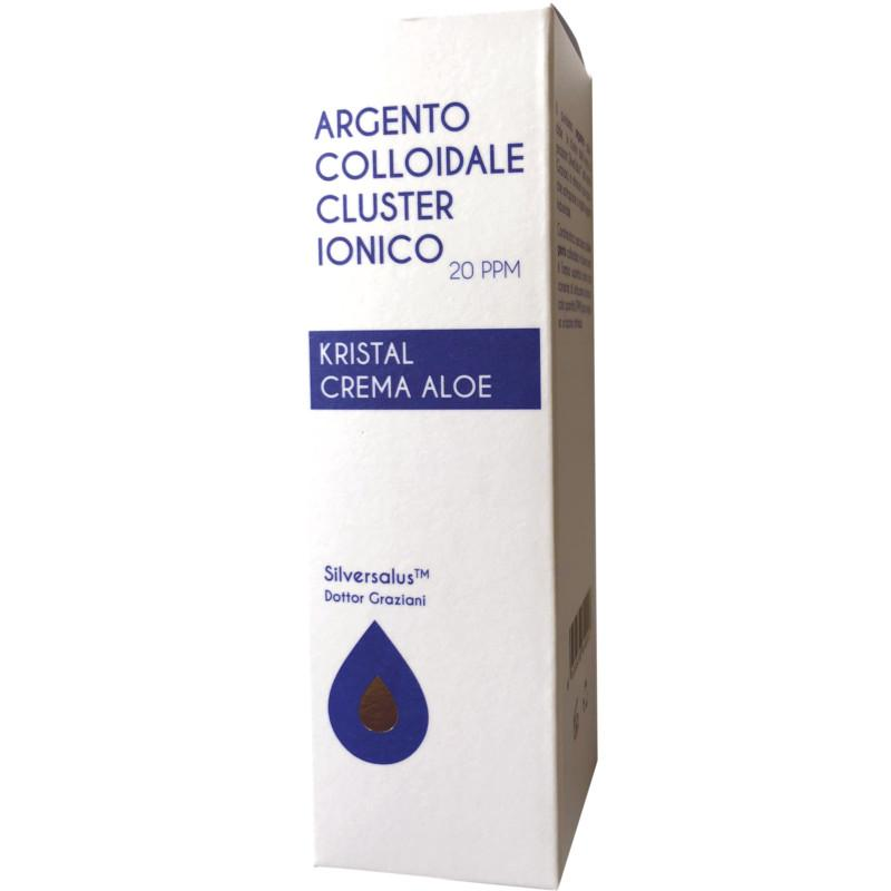 Crema Aloe con Argento Colloidale