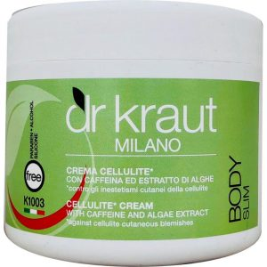Crema Cellulite con Caffeina ed Estratto di Alghe