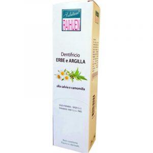 Dentifricio Salvia e Camomilla
