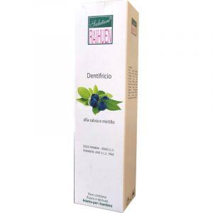 Dentifricio Salvia e Mirtillo