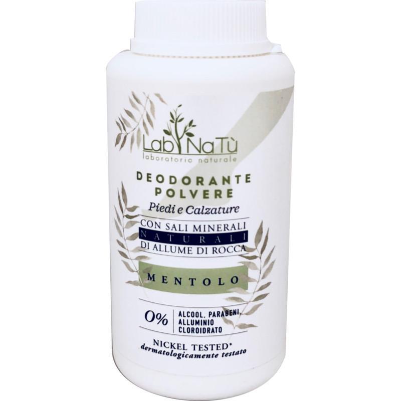 Deodorante Polvere Piedi e Calzature