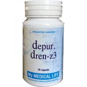 Depur. Dren Z3 - Vie Urinarie