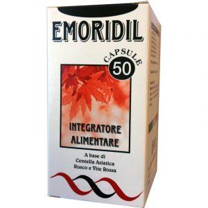 Emoridil in Capsule per Emorroidi