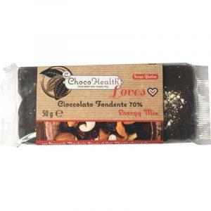Cioccolato Fondente 70% Energy Mix