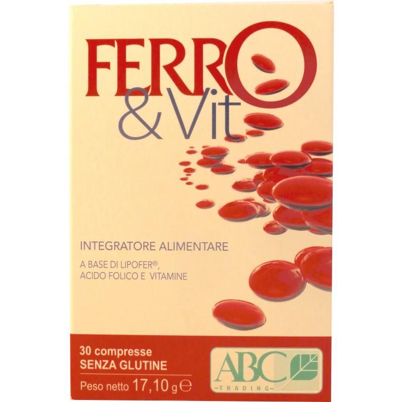 Ferro & Vit integratore di ferro e vitamine