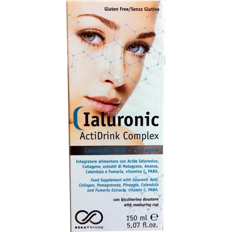 Ialuronic Actidrink Complex - Acido Ialuronico