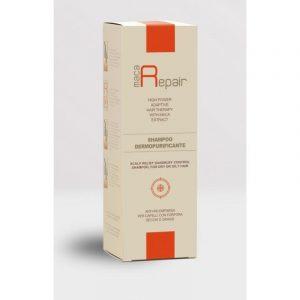 Shampoo Dermopurificante - Maca Repair