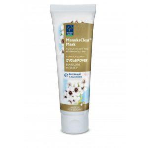 Maschera con Miele di Manuka MGO 600+ (Eczema)