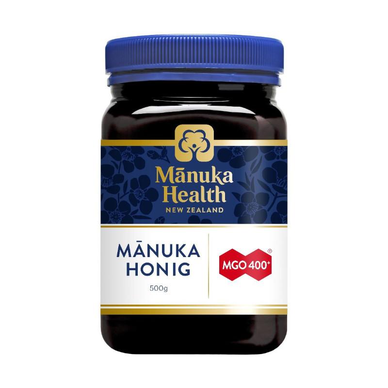 Manuka Health Miele di Manuka MGO400 da 500 grammi