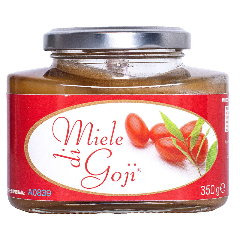 Miele di Goji vasetto da 350 grammi RG Pharma