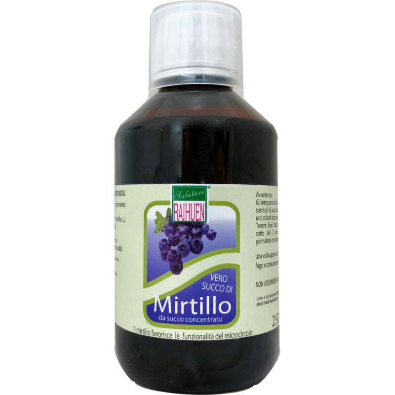 Mirtillo Succo