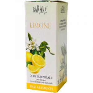 Olio essenziale di Limone purissimo