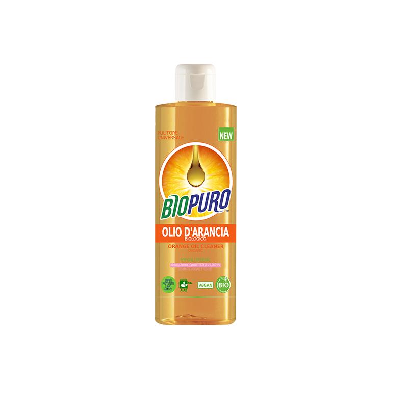 olio d'arancia biopuro