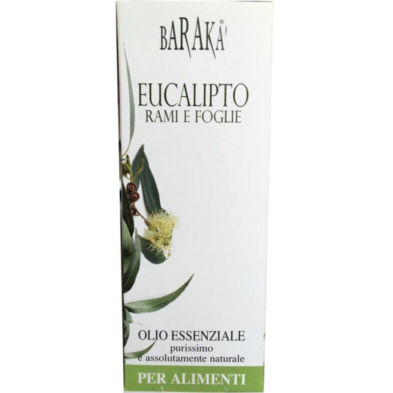Olio Essenziale Eucalipto