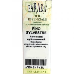 Olio Essenziale Pino Silvestre