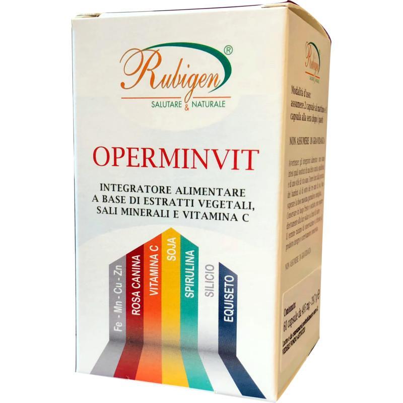 Operminvit – Vitamine e Minerali