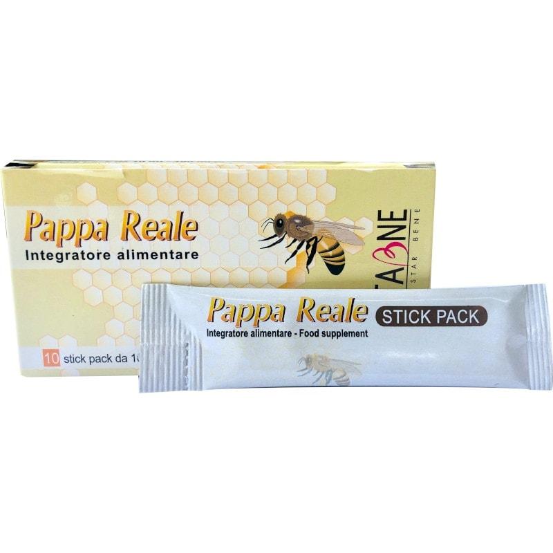 Pappa Reale in stick pack Naturfarma