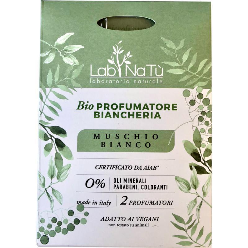 Profumatore Biancheria Muschio Bianco