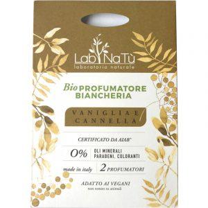 Profumatore Biancheria Vaniglia e Cannella