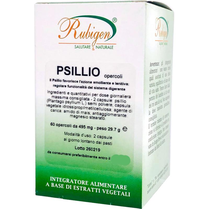 Psillio capsule naturfarma