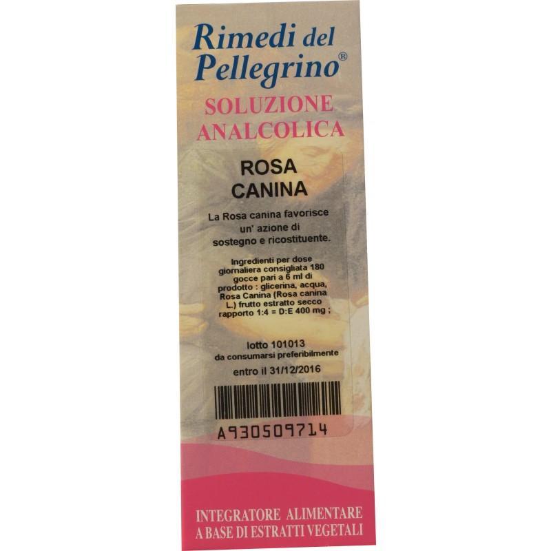 Rosa Canina Tintura Analcolica