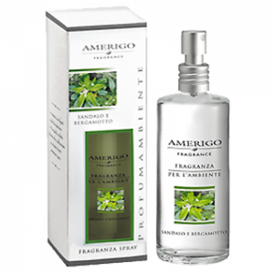 Spray Profuma Ambiente - Sandalo e Bergamotto