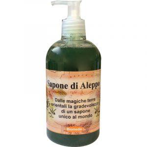 Sapone di Aleppo Liquido 25% Alloro
