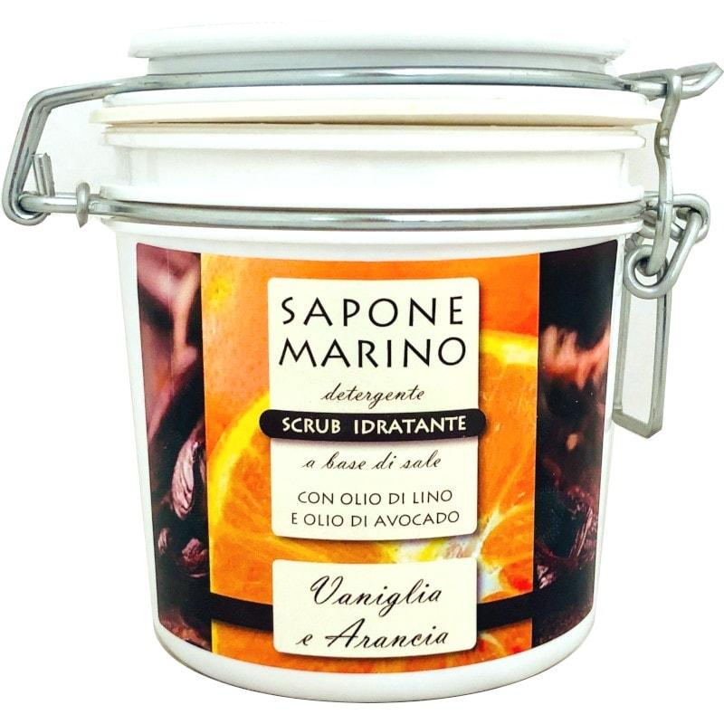 Sapone Marino vaniglia e arancia