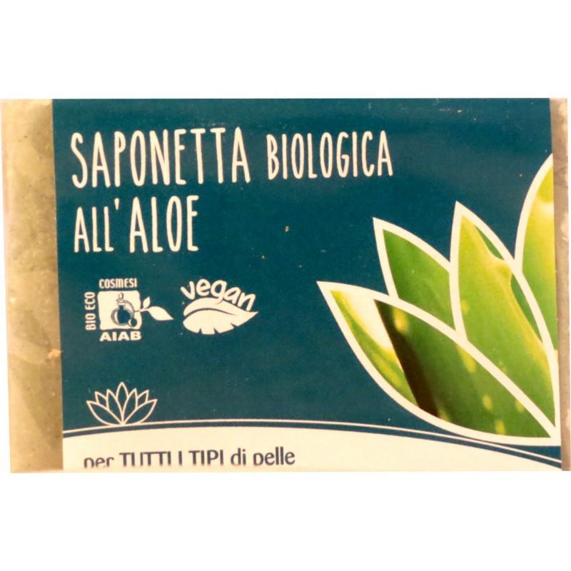 Saponetta Biologica all'Aloe