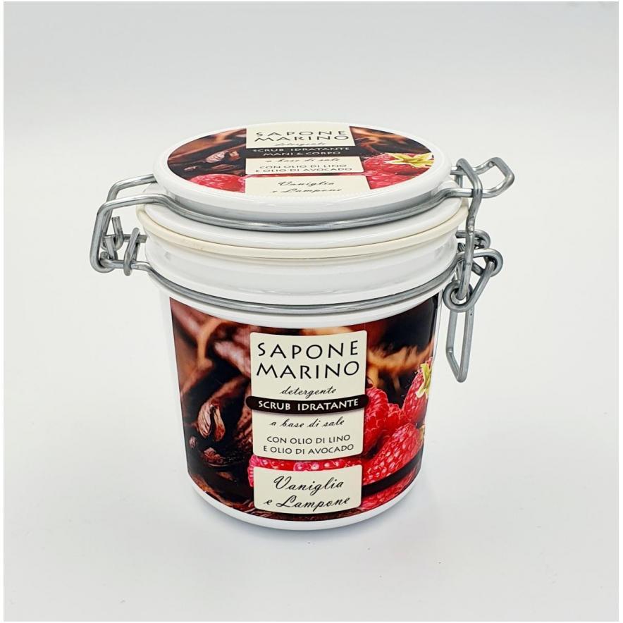 Sapone Marino Vaniglia e Lampone