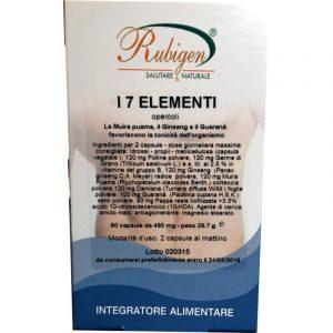 I 7 Elementi