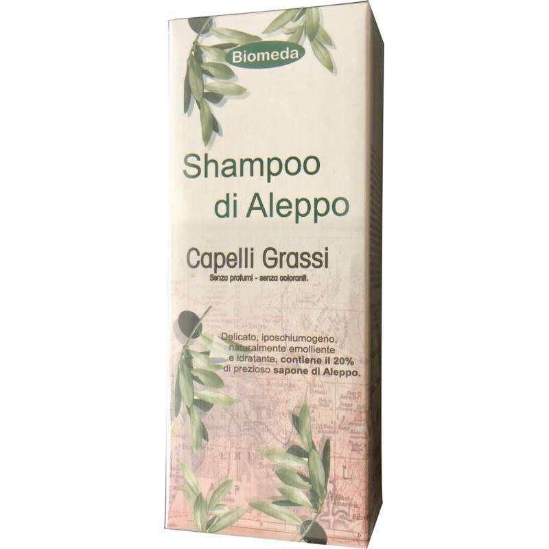 Shampoo di Aleppo - Capelli Grassi
