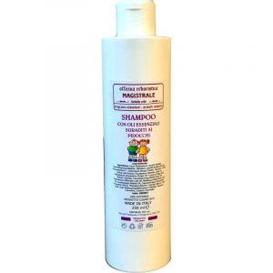 Shampoo Sgradito ai Pidocchi