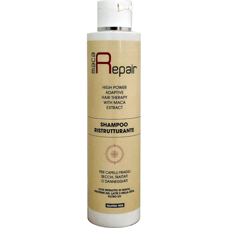 Shampoo ristrutturante Maca Repair