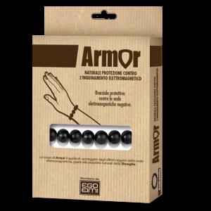 Braccialetto Shungite - Armor