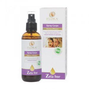 Spray Corpo Antizanzare Zeta Free Bio 100 ml