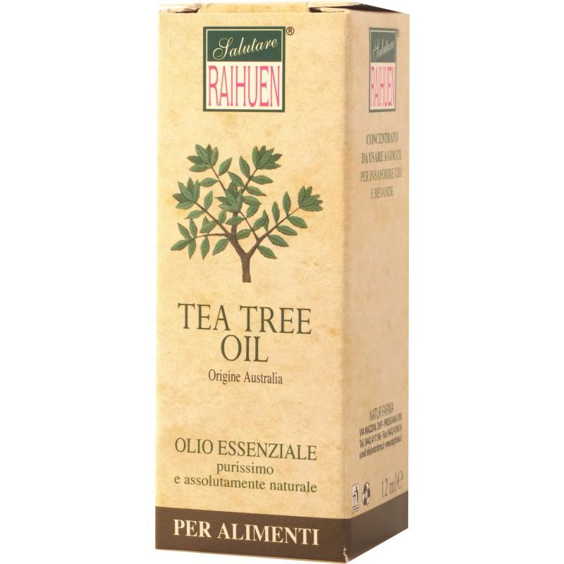 Olio Essenziale Tea Tree da 12 ml