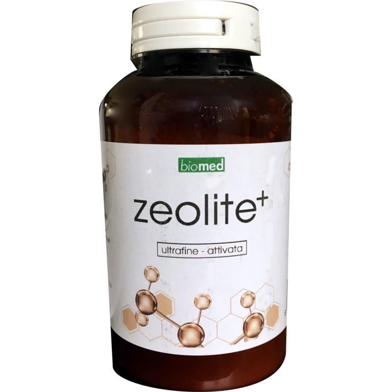 Zeolite In Polvere Ultrafine E Attivata Salute In Erba