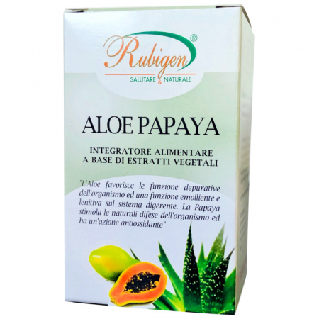 Aloe Papaya in capsule vegetali
