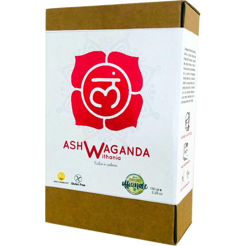 Ashwagandha radice in polvere