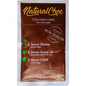 Preparato per Cioccolata Calda con Canapa