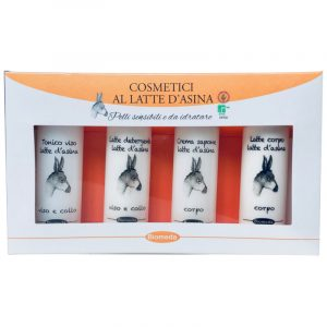 Cofanetto Travel al Latte D'Asina