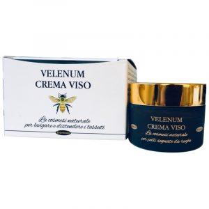 Velenum Crema Viso con Veleno di ape