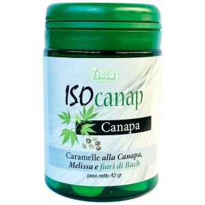Iso Canap Caramelle