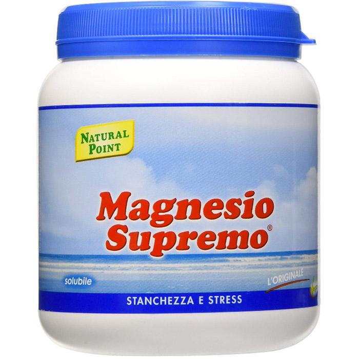 Magnesio Supremo Natural Point 300 grammi