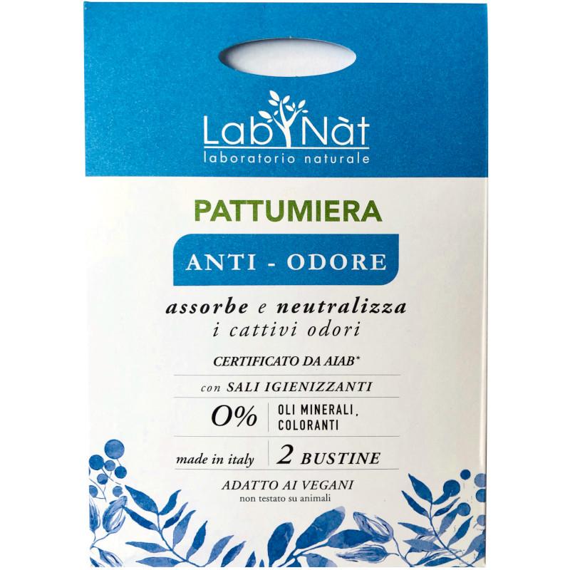 pattumiera anti odore