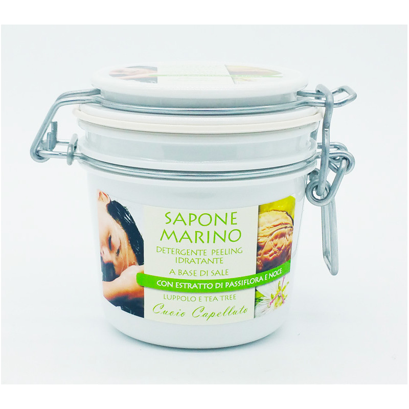 Sapone Marino peeling per cuoio capelluto