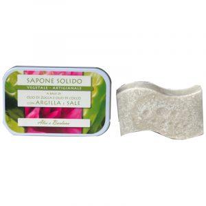 Sapone Solido Vegetale - Aloe e Bardana