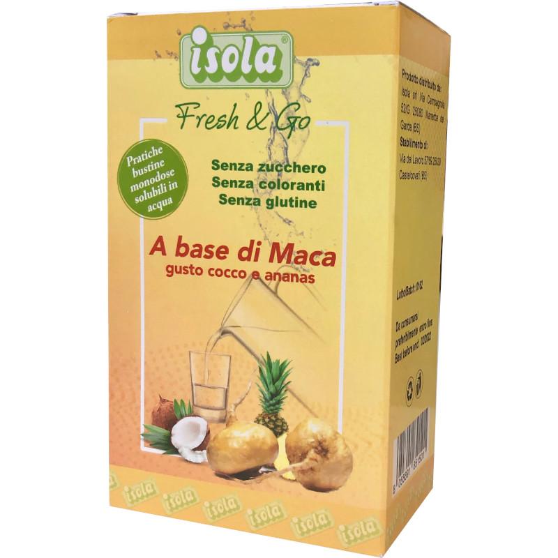 Fresh & Go bevanda a base di Maca