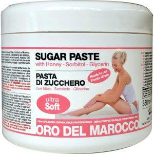 Pasta di Zucchero Epilatoria Oro del Marocco Ultra Soft